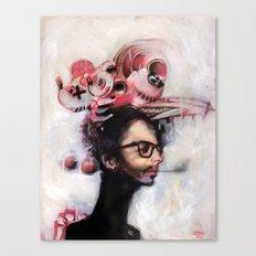 Jet Lag Canvas Print