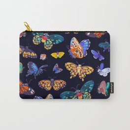Butterflies Day Carry-All Pouch