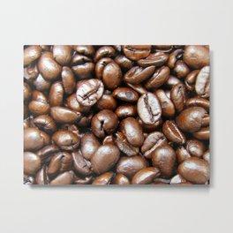 Coffee Beans! 1 Metal Print