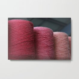 Shades of Pink Metal Print