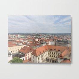 Brno Metal Print