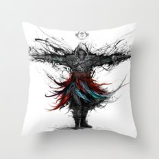 assassins creed Throw Pillow