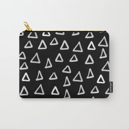 Triangulation Carry-All Pouch