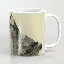 Vintage Crystal Mineral Coffee Mug