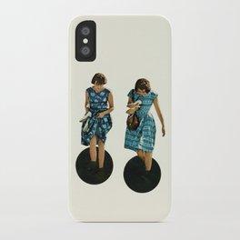 Quicksand iPhone Case