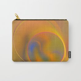 Magical yellow Carry-All Pouch