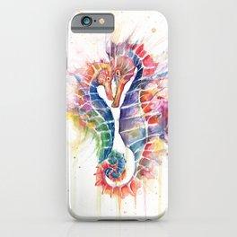 Sanguine Seahorses iPhone Case