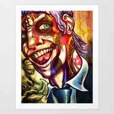 Wick Art Print