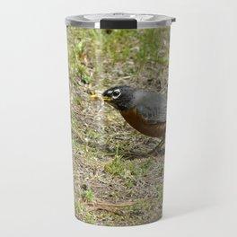 Robin's Breakfast Grub Travel Mug