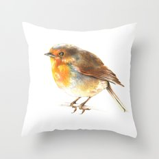 bird 2 Throw Pillow