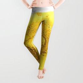 Manipura (solar plexus chakra) Leggings