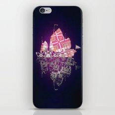 Junk 2 iPhone & iPod Skin