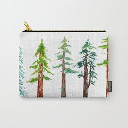 Tall Trees Please Carry-All Pouch