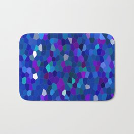 Geometrically mosaically speaking... Bath Mat