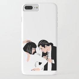 Strange Love: Pulp Fiction iPhone Case