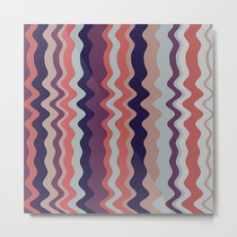 Abstract background 102 Metal Print