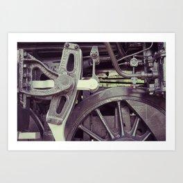 Caliper Art Print