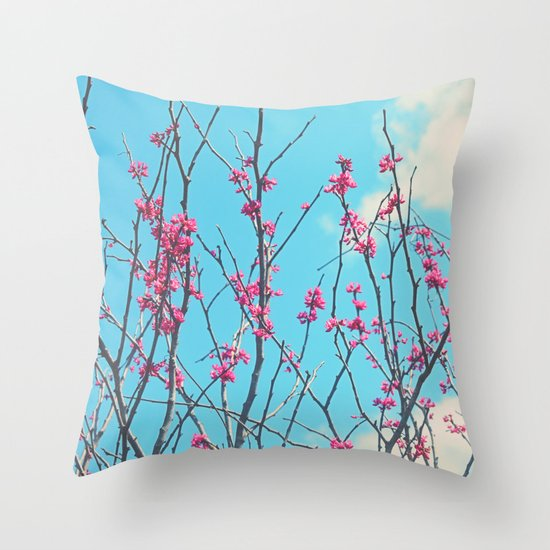 Let's Party! Throw Pillow