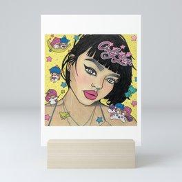 only you Mini Art Print