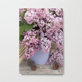 Flower Photography by Kamala Saraswathi Metal Print