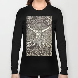 Present During All Creation Long Sleeve T-shirt