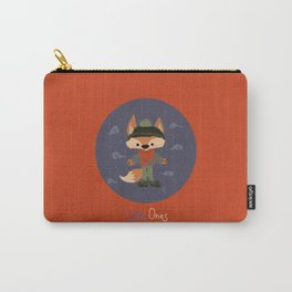 Cozy In Winter! Carry-All Pouch