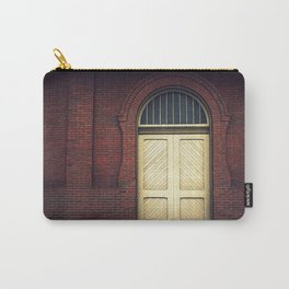 Railroad Museum Door Carry-All Pouch