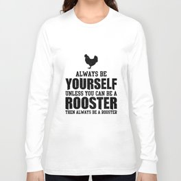Farm Animals T-Shirts And Gifts Long Sleeve T-shirt