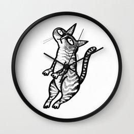 rapture kat Wall Clock