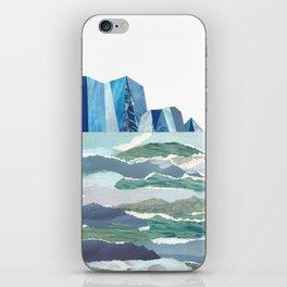 Sea of Ice iPhone Skin
