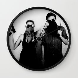 Killers Wall Clock