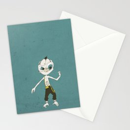 Monkey Buisness Stationery Cards