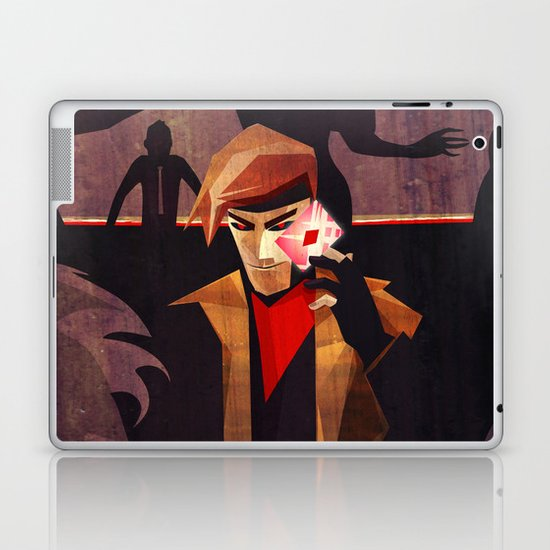 No Fool's Gambit Laptop & iPad Skin