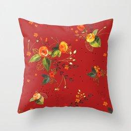 Pattern Oralea Throw Pillow