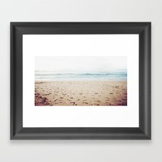 Guadalupe Beach Framed Art Print