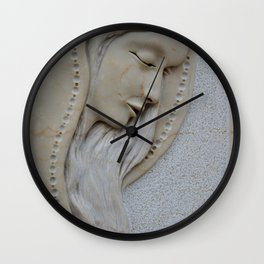 Darkness is Coming Wall Clock