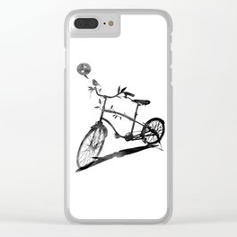 Nature Call Clear iPhone Case