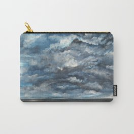 The Sun is Coming (Lista) by Gerlinde Carry-All Pouch