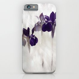 Diaphanous 2 iPhone Case