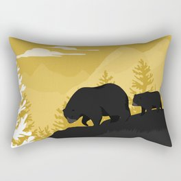 Bear Valley Rectangular Pillow