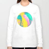 florida Long Sleeve T-shirts featuring Florida by elena + stephann