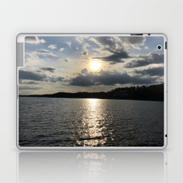 Afternoon on the Lake Laptop & iPad Skin