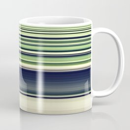 Green Needlework Coffee Mug