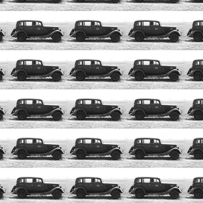 Russian Car 1945 Leggings