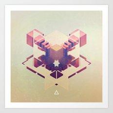 MX RDX Art Print