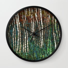 :: Wild in the Woods :: Wall Clock