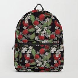 Cherry Charm, Imitation of glass Backpack