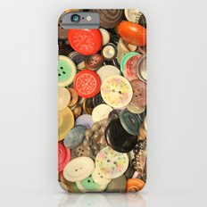 Push My Buttons iPhone 6 Slim Case