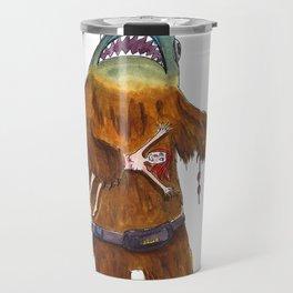 Shark Bear Travel Mug