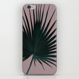 Palm Leaf Edition iPhone Skin